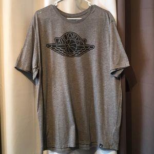 Jordan Nike wings logo T-shirt xxl
